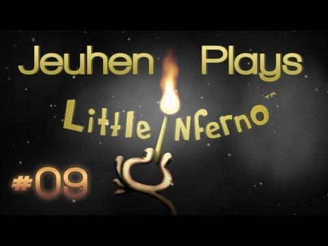 Little Inferno Playthrough - Episode 9 - GATE OPERATOR, OPEN THE GATES!!