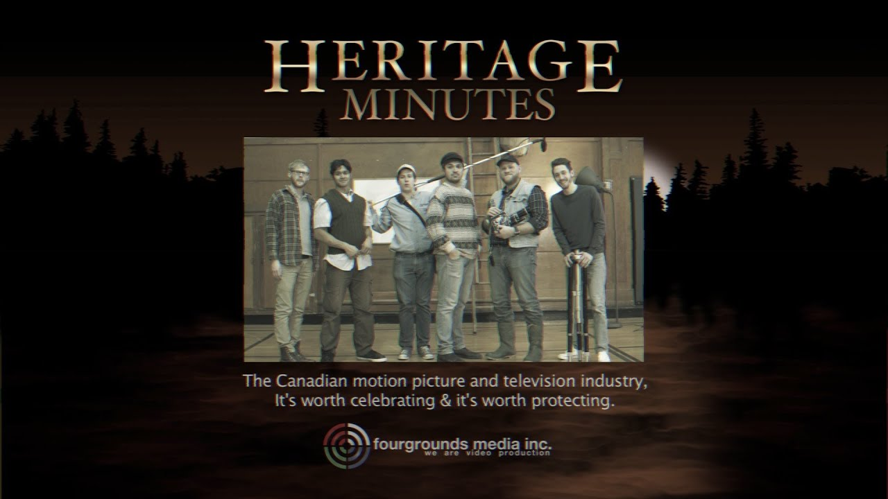 Heritage Minute - YouTube
