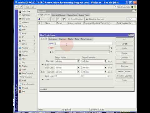 Mikrotik Router VoIP QoS Prioritization Example