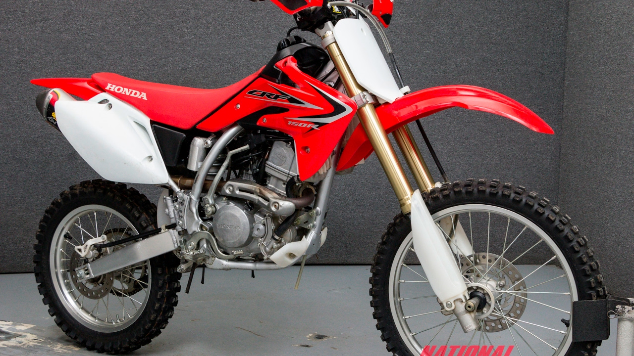 2012 HONDA CRF150RB - National Powersports Distributors - YouTube