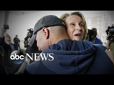 Boston Marathon Bombing Survivor Makes New Life With Firefighter Who Saved Her
