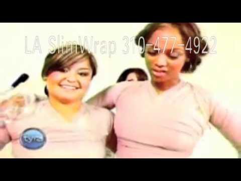 Slimming Body Wraps on the Tyra Banks Show