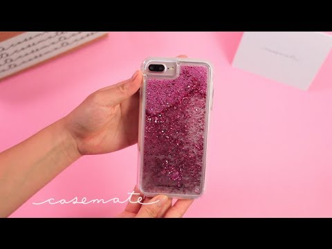 super popular 76869 a617f Case-Mate | Rose Gold Waterfall for iPhone 8 Plus/7 Plus | UNBOXING