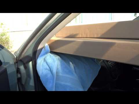 How to fit largest Ikea Pax bedroom wardrobes into a Ford Focus Hatchback Car