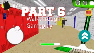 Baldi's Basics in School Education LEVELS 7 & 8 Walkthrough Gameplay - Android/iOS