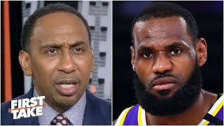Are the Lakers being too heavily favored in the NBA Finals? Stephen A. thinks so