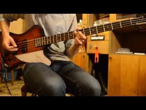 Arcade Fire - Neighborhood #3 (Power Out) (Bass Cover)