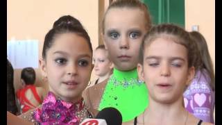 Красота и пластика - художественная гимнастика (15.04.2013)