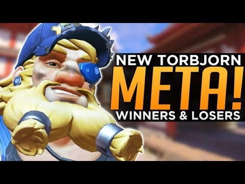 Overwatch: NEW Torbjorn META! - The End of Brigitte? thumbnail