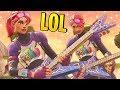 Fortnite WTF Moments | Fortnite Best Stream Moments #76 (Battle Royale)