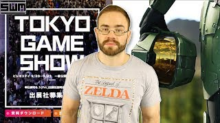 Nintendo's Interesting Push At Tokyo Game Show And Halo Infinite...Battle Royale? | News Wave