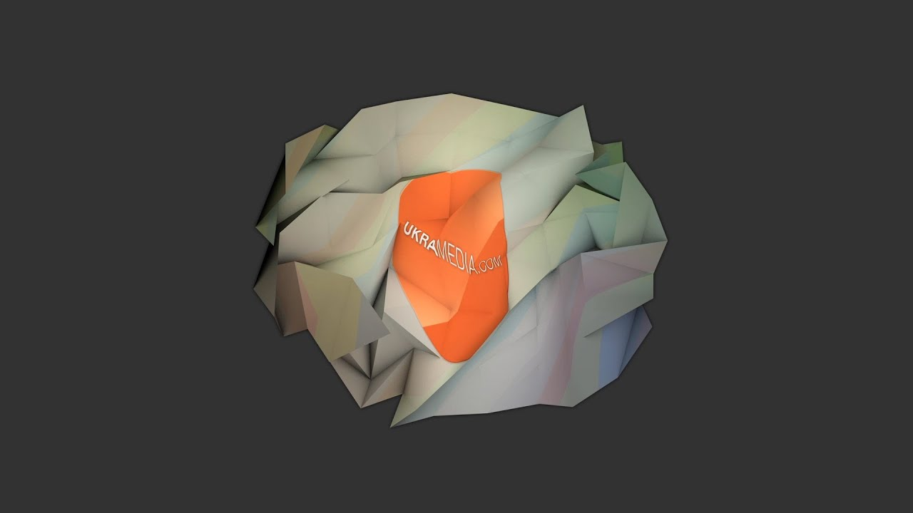 How to make crumpled paper in Cinema 4D
