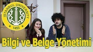 İstanbul Üniversitesi Bilgi ve Belge Yönetimi