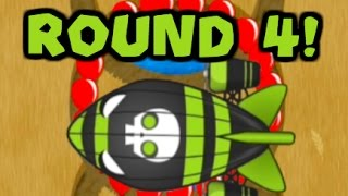 How to Beat a ROUND 4 ZOMG! | World Record Earliest ZOMG! (Bloons TD Battles / BTD Battles)