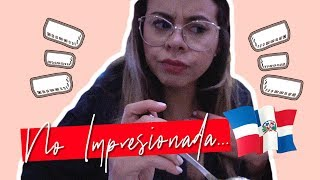 Hondureña Probando Comida Dominicana | Lipstickfables