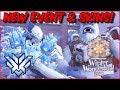 🔴Overwatch Winter Event 2018! NEW Winter Wonderland Skins & More! Rank #1 NA Peak 4646 SR Season 13