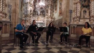 Grupo Ventarola realizou apresentação pelo projeto Concerto nas Igrejas do Programa Pelourinho Dia e Noite na Igreja da Misericórdia. Ouça