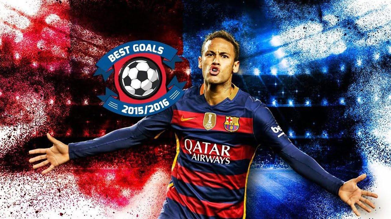 Neymar Jr s top ten goals of the 2015 16 season. FC Barcelona f23866b83e40b