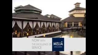 отель Melia Peninsula Varadero — Варадеро — Куба