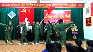 """Đồng ca """"Đoàn vệ quốc quân"""""""