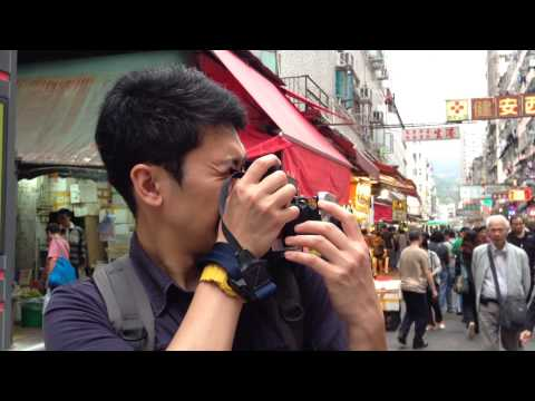 Action with the Lomography Belair X 6-12 Instant Camera