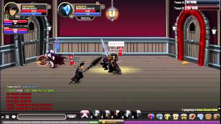 AQW Dark Aura vs For the Legion