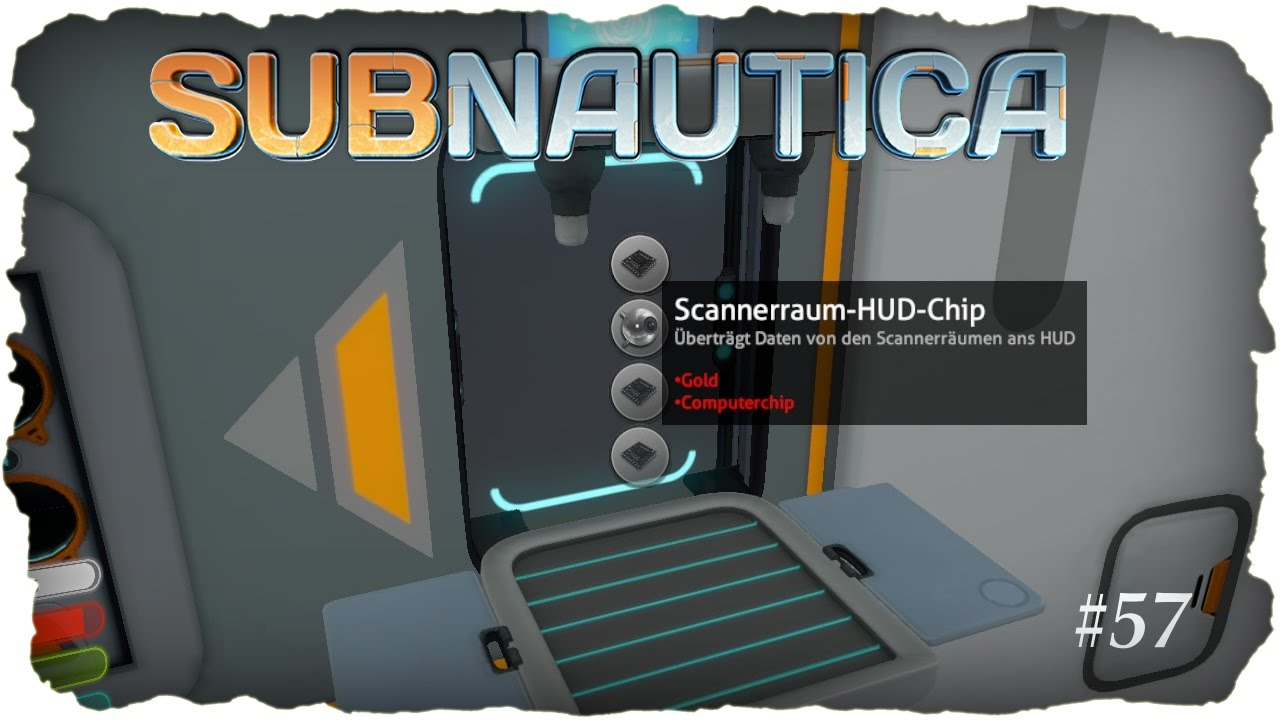 Subnautica S4 E57 Scannerraum Hud Chip Youtube Science moon pool, scanner room, upgrades, and more : subnautica s4 e57 scannerraum hud