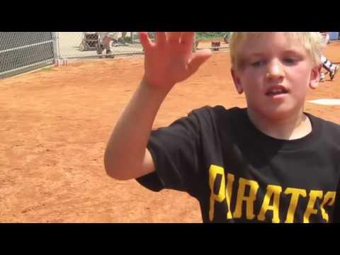 Little League Cal Ripken baseball Pirates Machine pitch Baseball