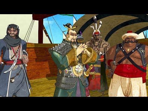 TREASURE ISLAND | Brothers Of The Sea | Full Episode 20 | Cartoon TV Series | English | Full HD