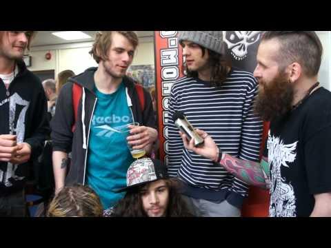 Allusondrugs Takedown Festival Interview 2015