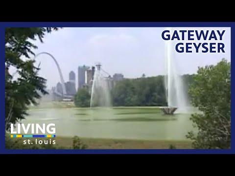 KETC | Living St. Louis | Gateway Geyser
