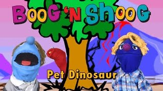 Pet Dinosaur Updated version Song for Kids by Boog