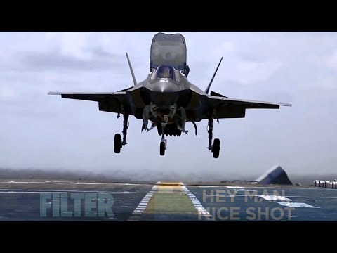 Nice Shot - F-35 Music Video