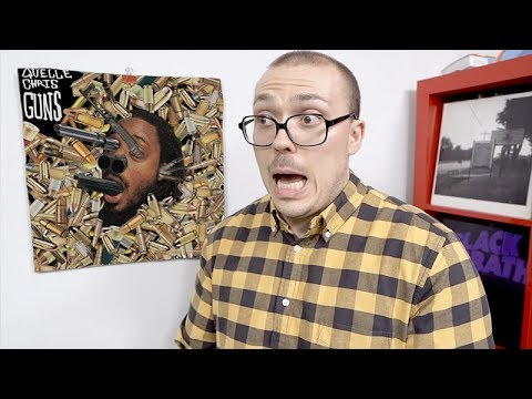 Quelle Chris - Guns ALBUM REVIEW