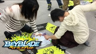 vuclip Beyblade Burst Tournament - WBO x WARIBEY in Tokyo, Japan (ベイブレードバースト大会)
