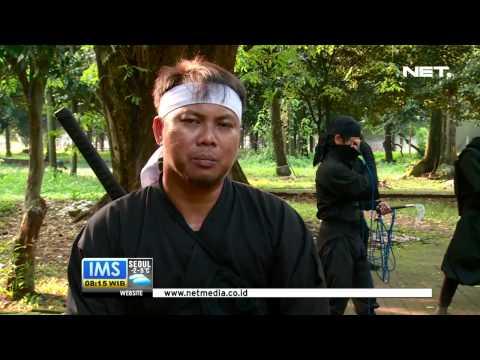 IMS - Ninjitsu seni bela diri khas Jepang