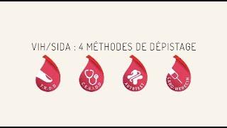 Les quatre méthodes de dépistage