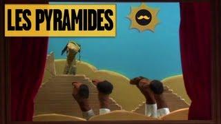 lhistoire racontee par des chaussettes pilote les pyramides
