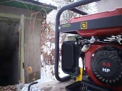 Бензиновый генератор переделать газ инверторный сварочный аппарат кнр