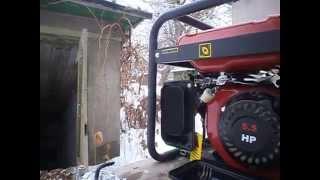 генератор бензиновый на газ(продажа комплекта для переделки бензинового генератора на газовый тел.+380996255820 отправка по почте в любой..., 2014-12-06T21:06:59.000Z)