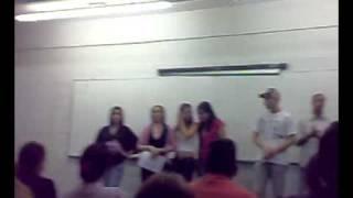 Apresentação Comunicação Unicsul 2008