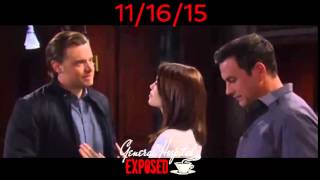 GENERAL HOSPITAL PREVIEW 11/16/15