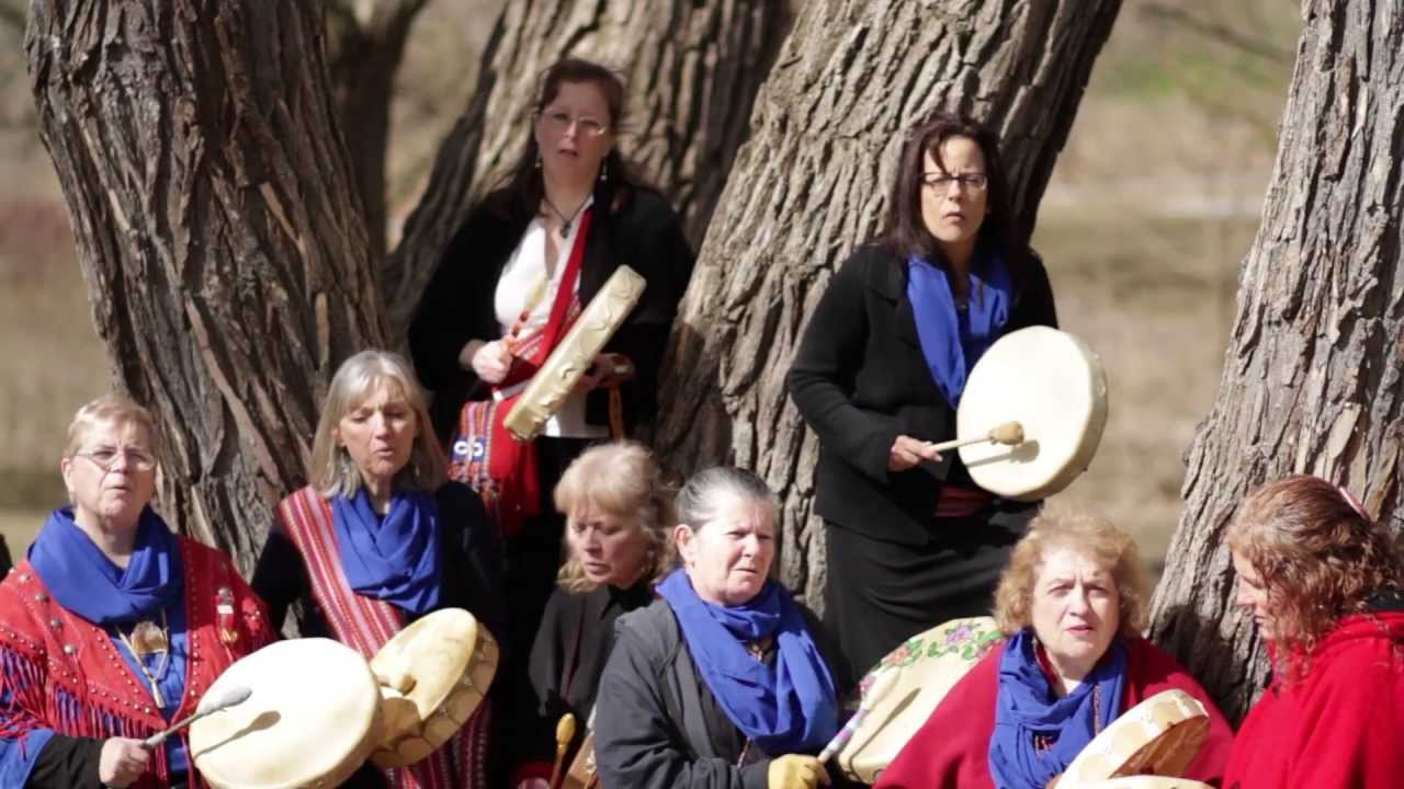 """""""Strong Woman Song"""" By All Our Relations Métis Drum Circle ..."""