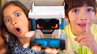 Funny Rad Robot Prank