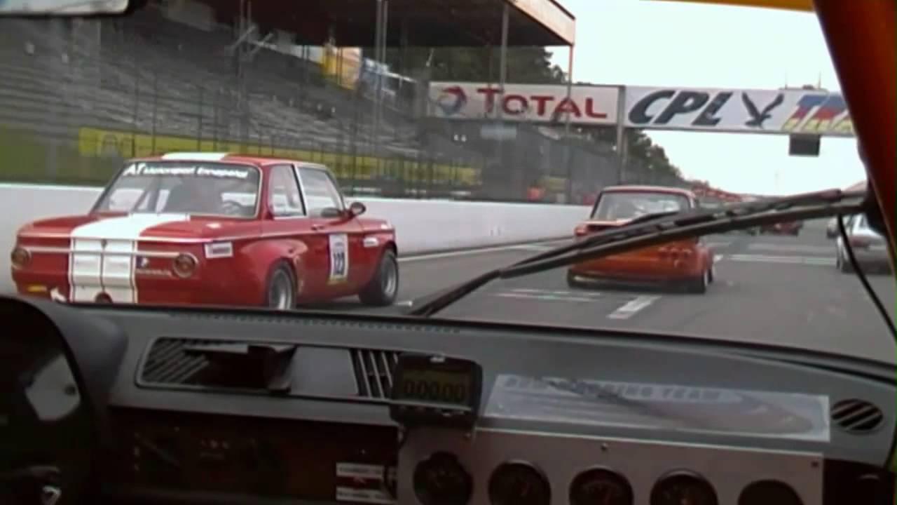 Youngtimer Trophy Andreas Hannig auf Audi 50 Zolder 2011 ...