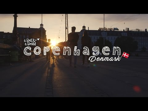 COPENHAGEN – Travel in Copenhagen, Denmark