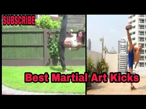 Martial art best kick motivation,High Kick, Motivation, Martial Arts Motivation, Tim Man, Chloe Bruc