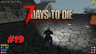 7 Days To Die (gameplay co-op) #19 В поисках рецептов