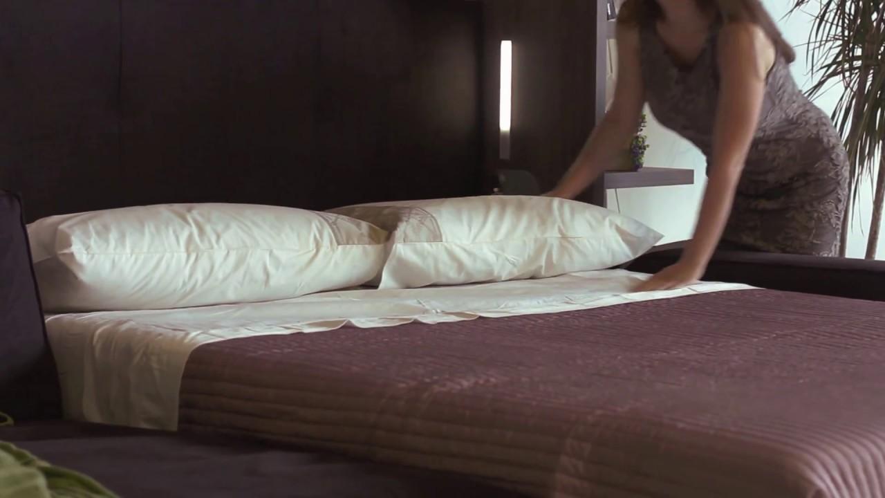 Camera da letto io te o 39 clack soluzioni salvaspazio youtube - Soluzioni salvaspazio camera da letto ...