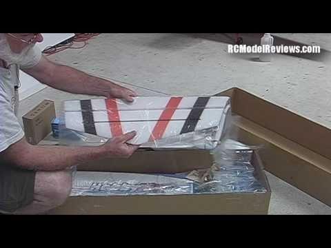 Unboxing The HobbyKing FPV RC Model Plane